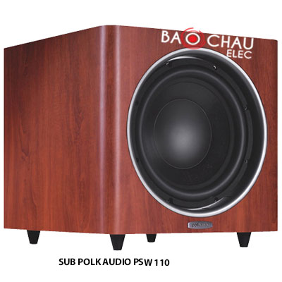 Sub Polk Audio PSW 110
